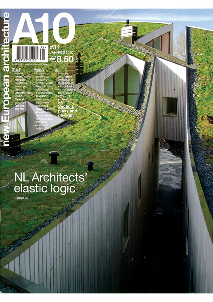 Feix&Merlin Architects F&M Feature – A10 magazine, January 2010
