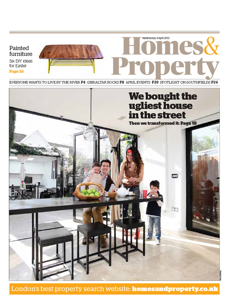 Feix&Merlin Architects Ferrari – Homes & Property, April 2012