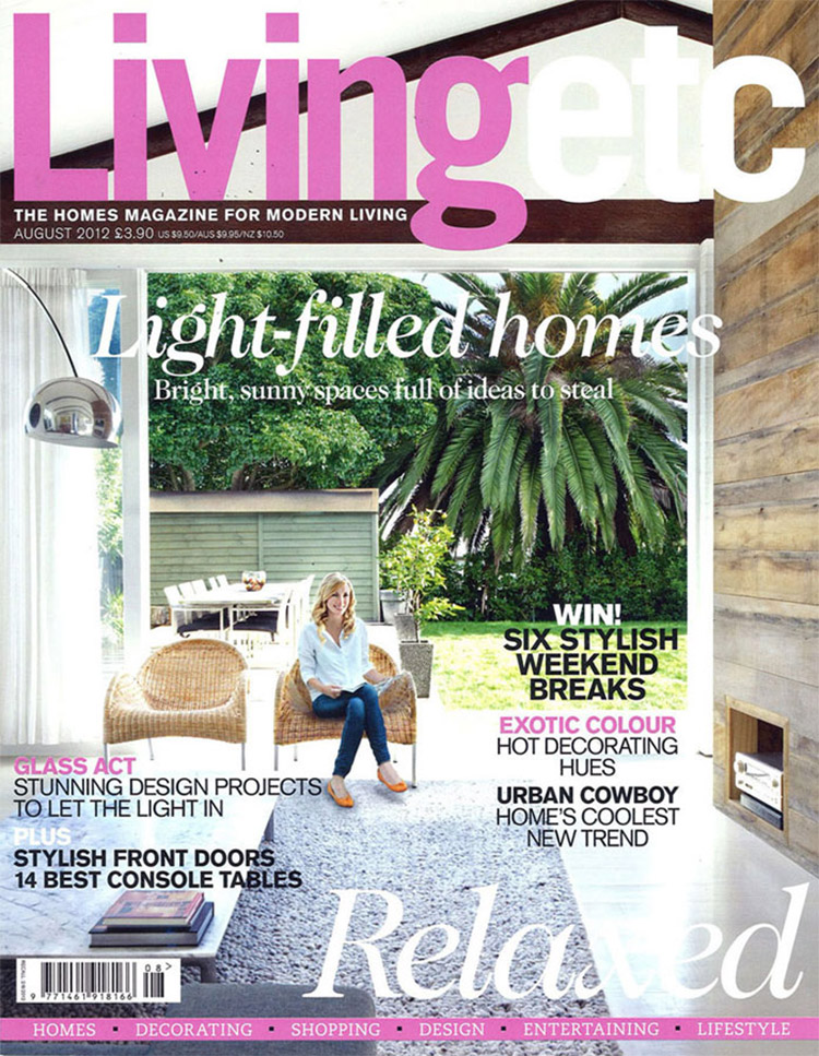 Feix&Merlin Architects F&M feature – Living etc, August 2012