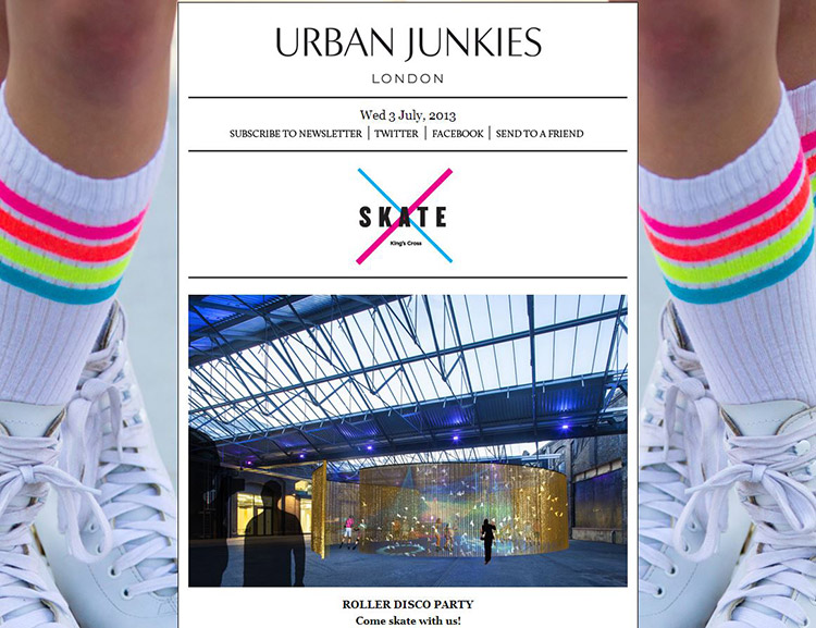 Feix&Merlin Architects Kings Cross Roller Rink – Urban Junkies, July 2013