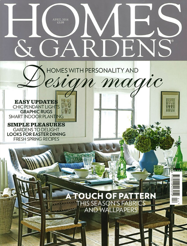 Feix&Merlin Architects F&M Products – Homes & Gardens, March 2014