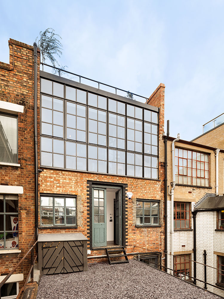 East London Warehouse Extension