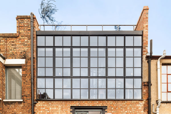Feix & Merlin completes East London warehouse extension