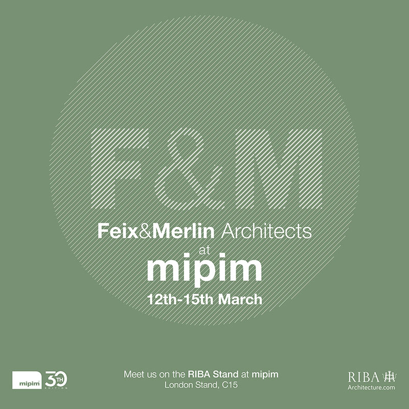 Feix&Merlin wil be at mipim 2019!