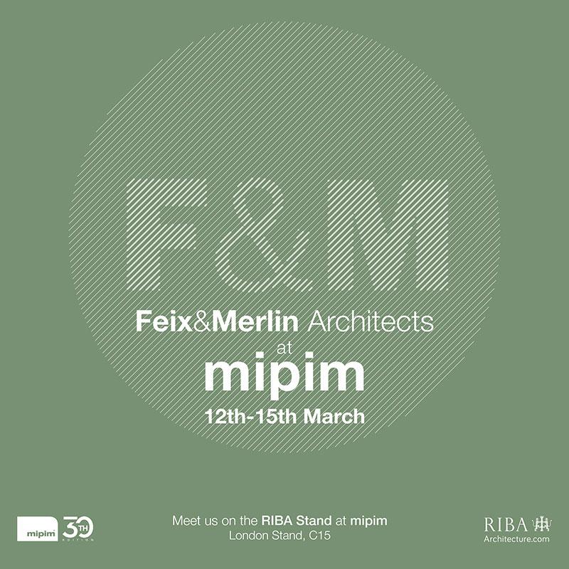 Feix&Merlin wil be at mipim 2019!