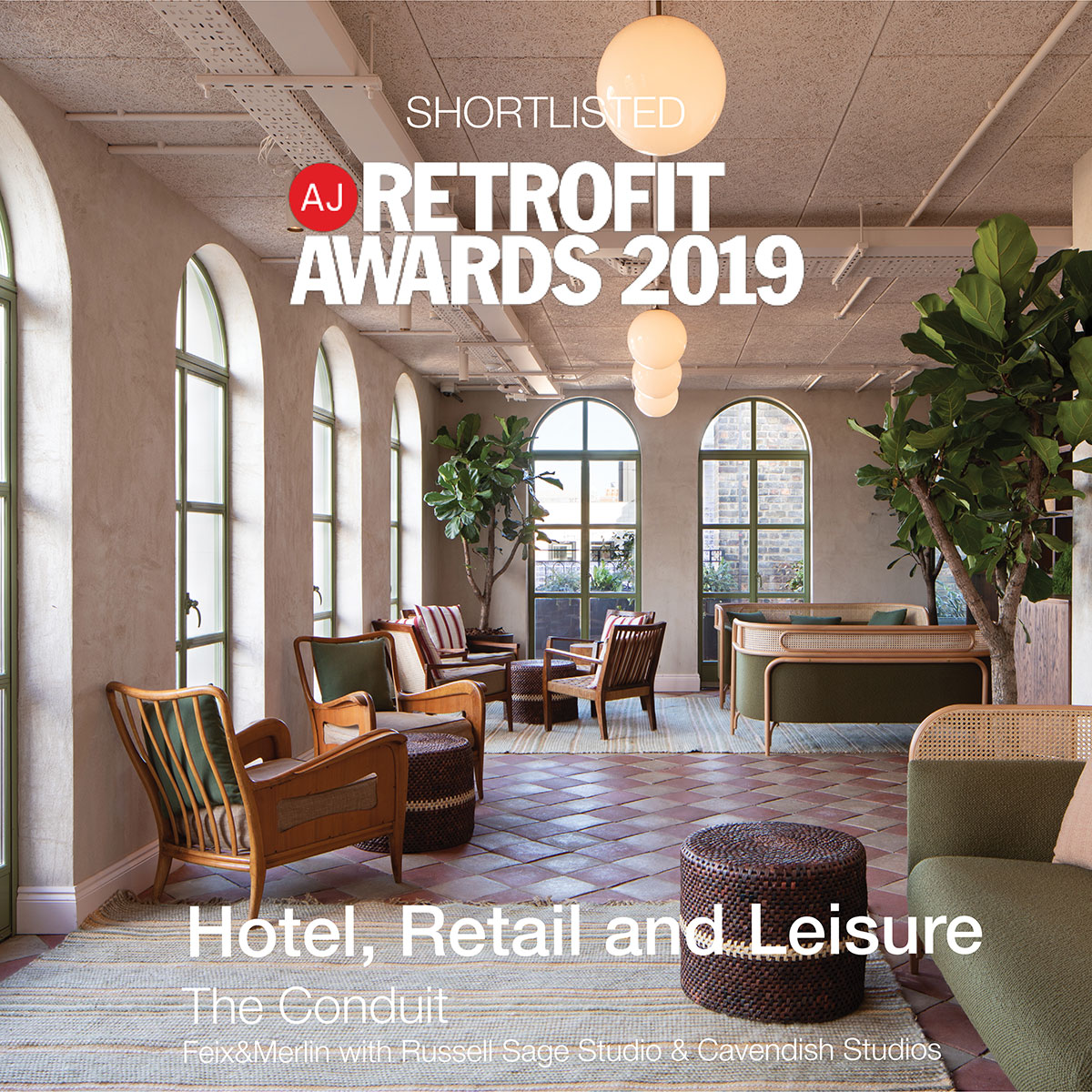 AJ Retrofit Awards