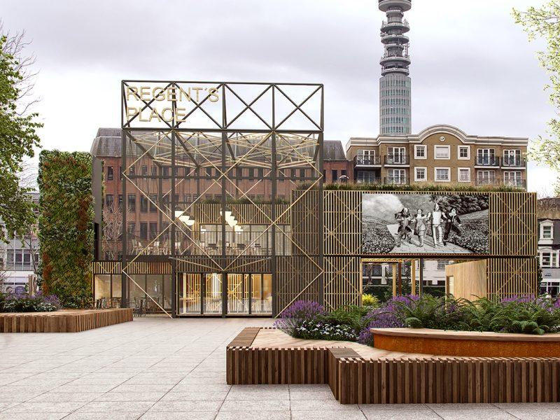 Regents Place Pavilion